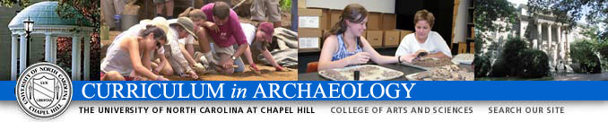Curriculum in Archaeology